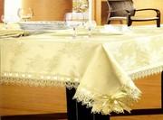 Скатерная ткань для ресторанов и дома