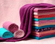 Качественные МАХРОВЫЕ полотенца оптом от 194 тенге по всему Казахстану